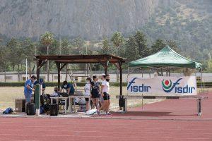 A Palermo i campionati regionali di atletica leggera Fisdir